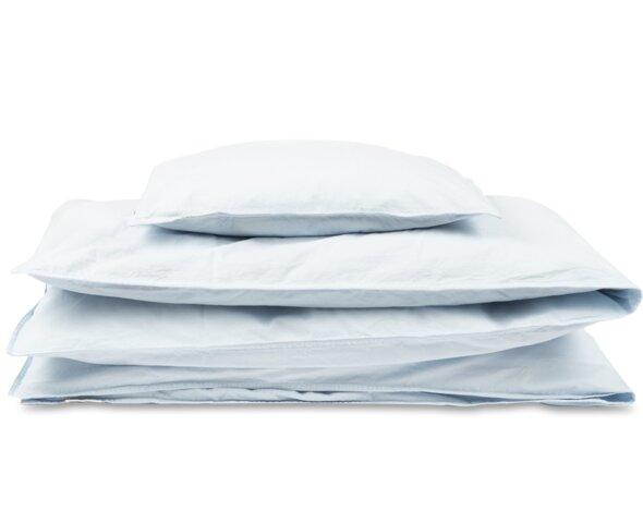Baby sengesæt - light blue