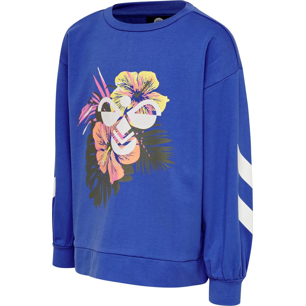 hummel Sweatshirt Hmlanne - 7576 - Overdele - hummel