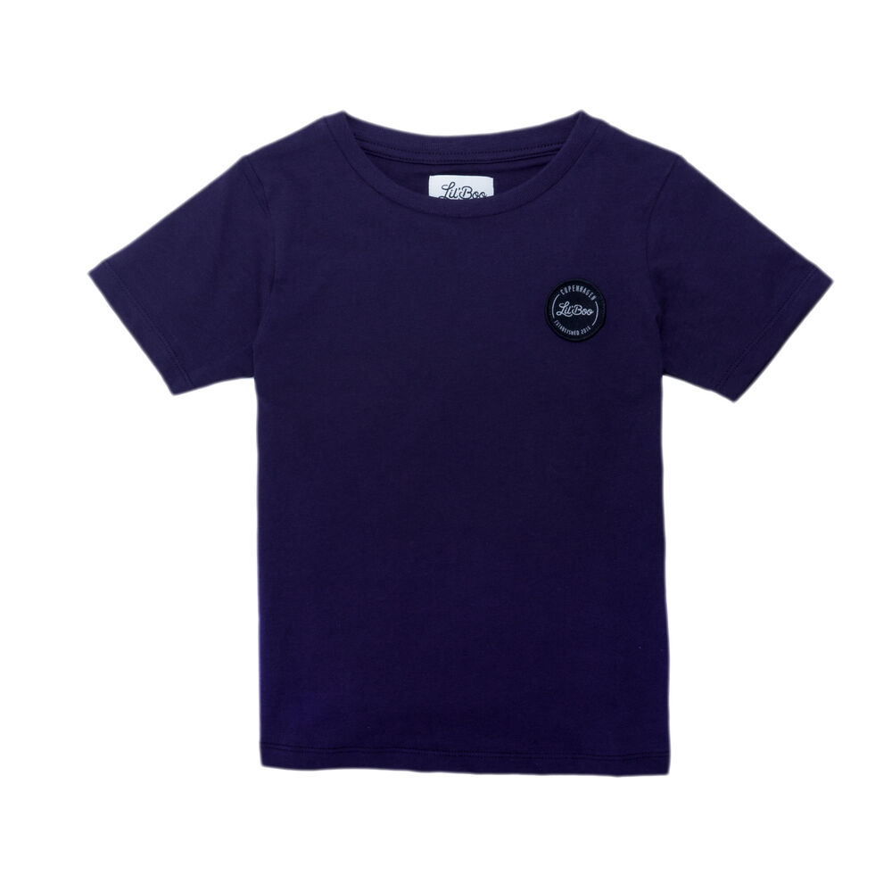 Image of Lil' Boo T-shirt - NAVY (b6a75e08-290b-4a84-89fc-73098d8be5eb)