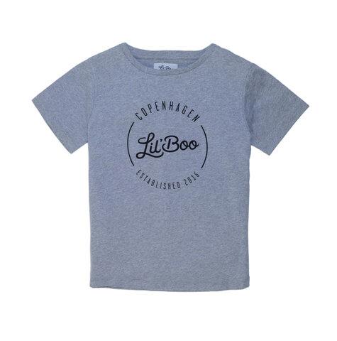 T-shirt - Lysegrå