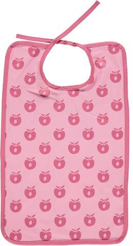 Lang hagesmæk med æbler - sea pink