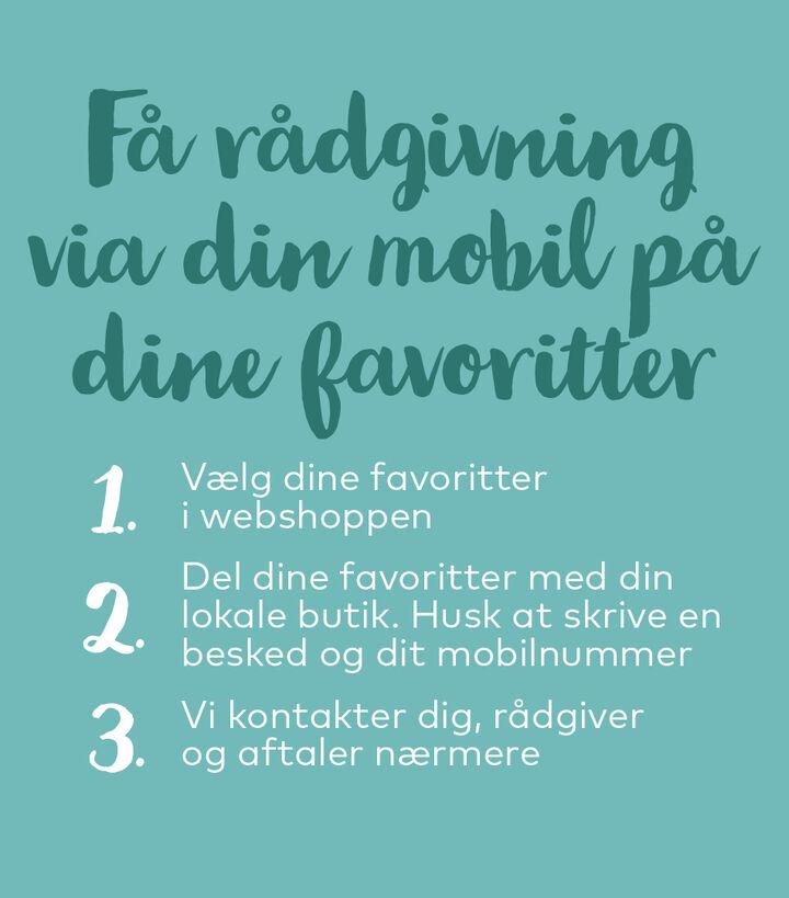 rådgivning via mobil