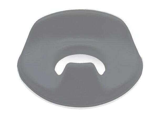 Toiletsæde justerbar, griffin grey