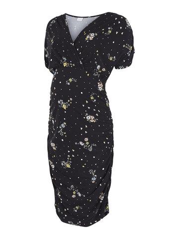 Pilar kjole - BLACK