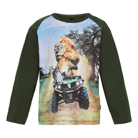 T-shirt Langærmet - 9446