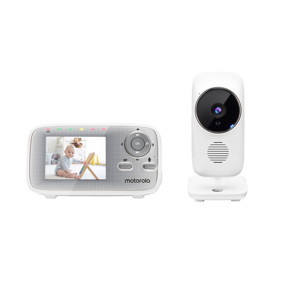 Image of Motorola Babyalarm video MBP481XL (282d7456-7e0a-4558-88a3-13fa84149aaf)