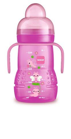 MAM Trainer 220ml - Pink