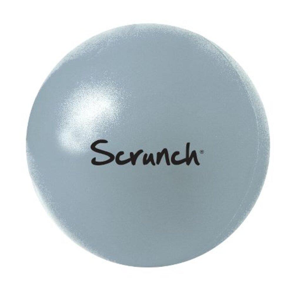 Image of   Scrunch Bold, lyseblå