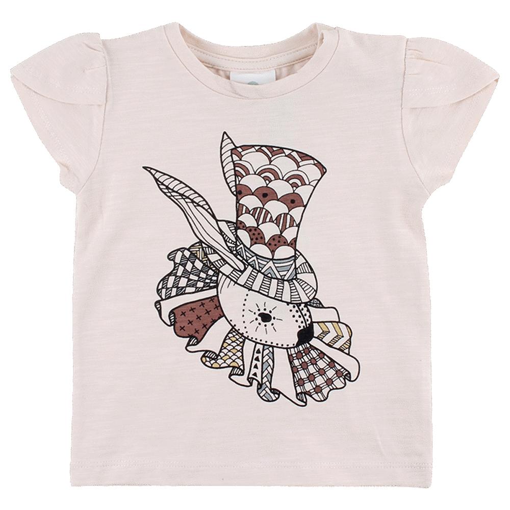 Image of   En Fant Gate SS T-Shirt - 02-17 SHELL