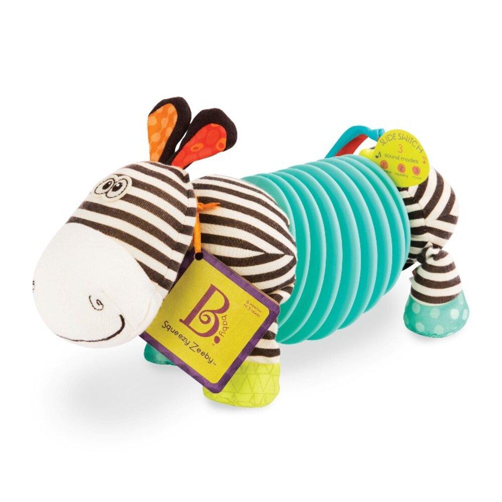 Image of   B Toys Squeezy Zeeby harmonika