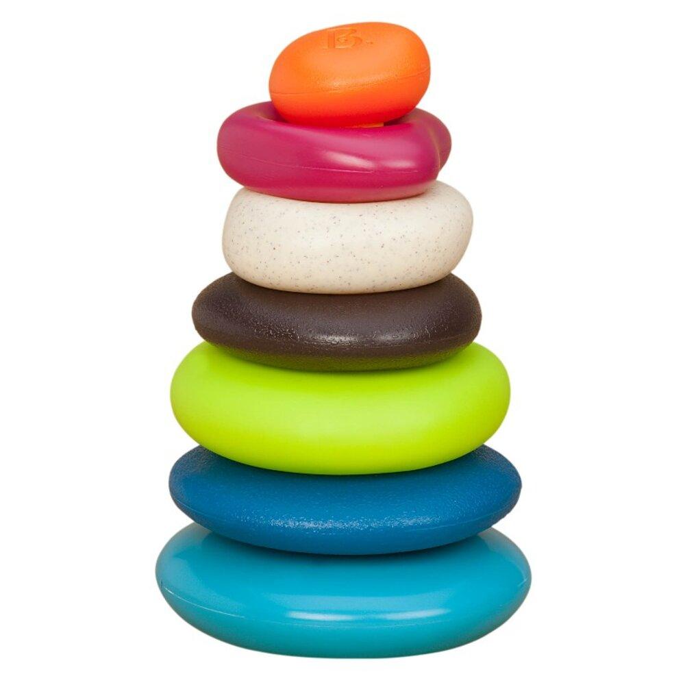 Image of   B Toys Skipping Stones - Stabeltårn