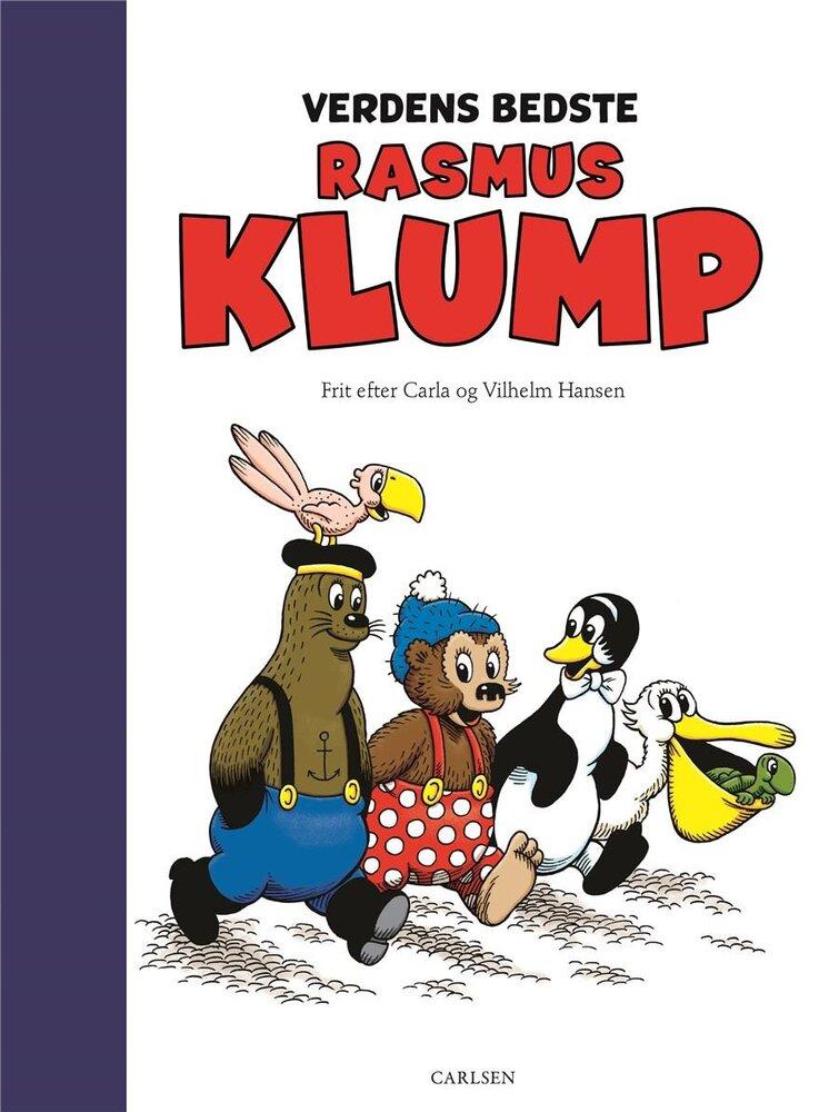 Image of Lindhardt og Ringhof Verdens Bedste Rasmus Klump (6c696be5-082c-4d59-85a0-a1910b5d35dd)