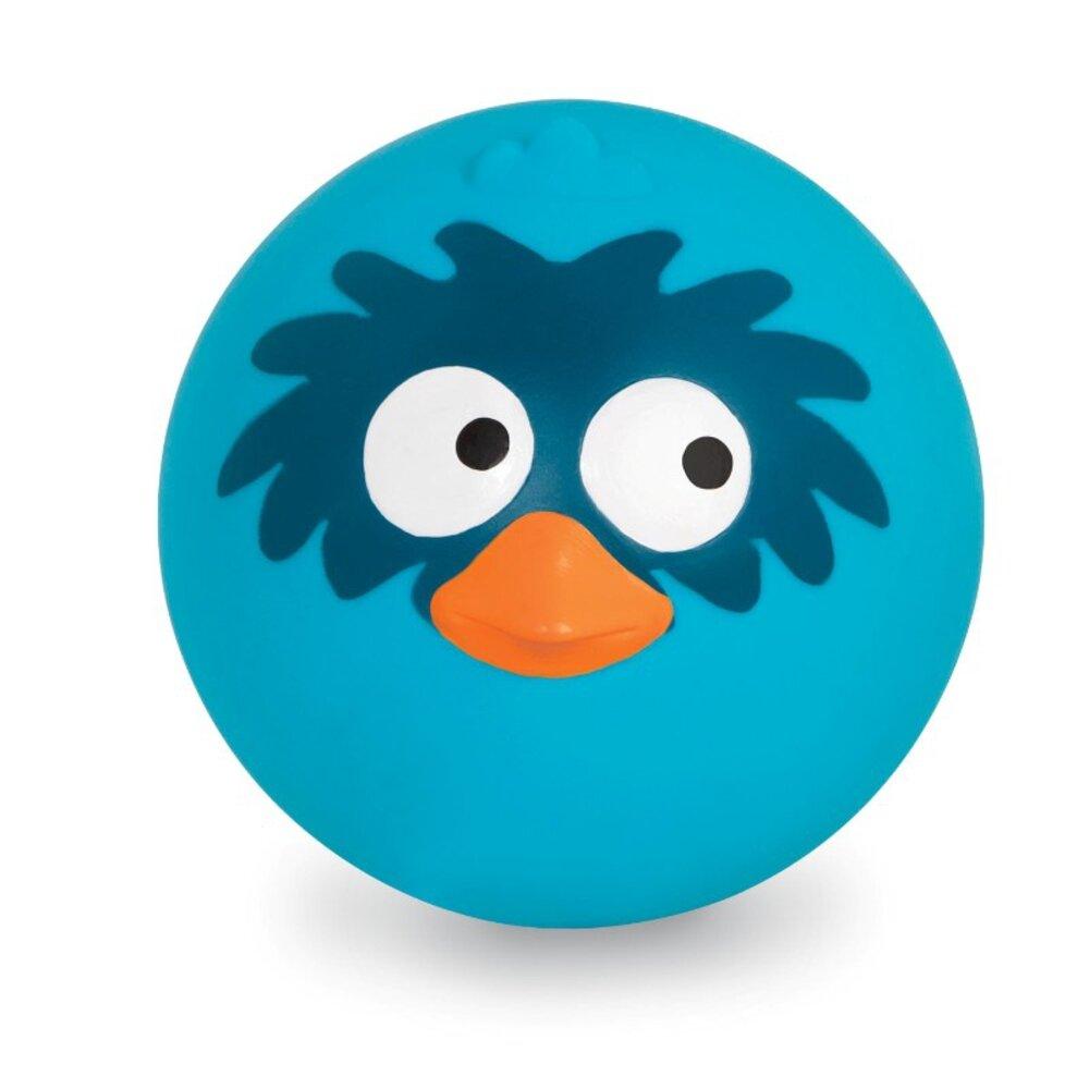 Image of   B Toys AniBall Bouncing bold, blå