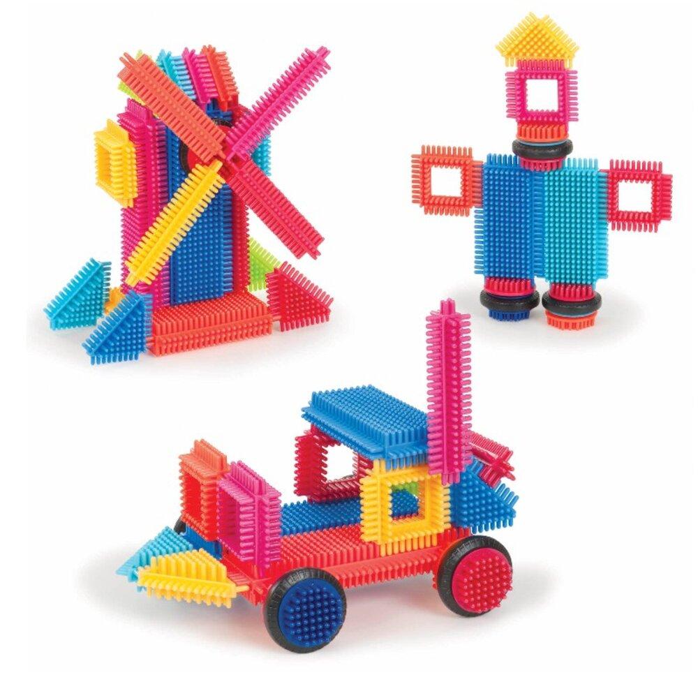 Image of B.Blocks Bristle Block 36 stk (e9a342f2-72b8-42b2-9824-455767fd6647)