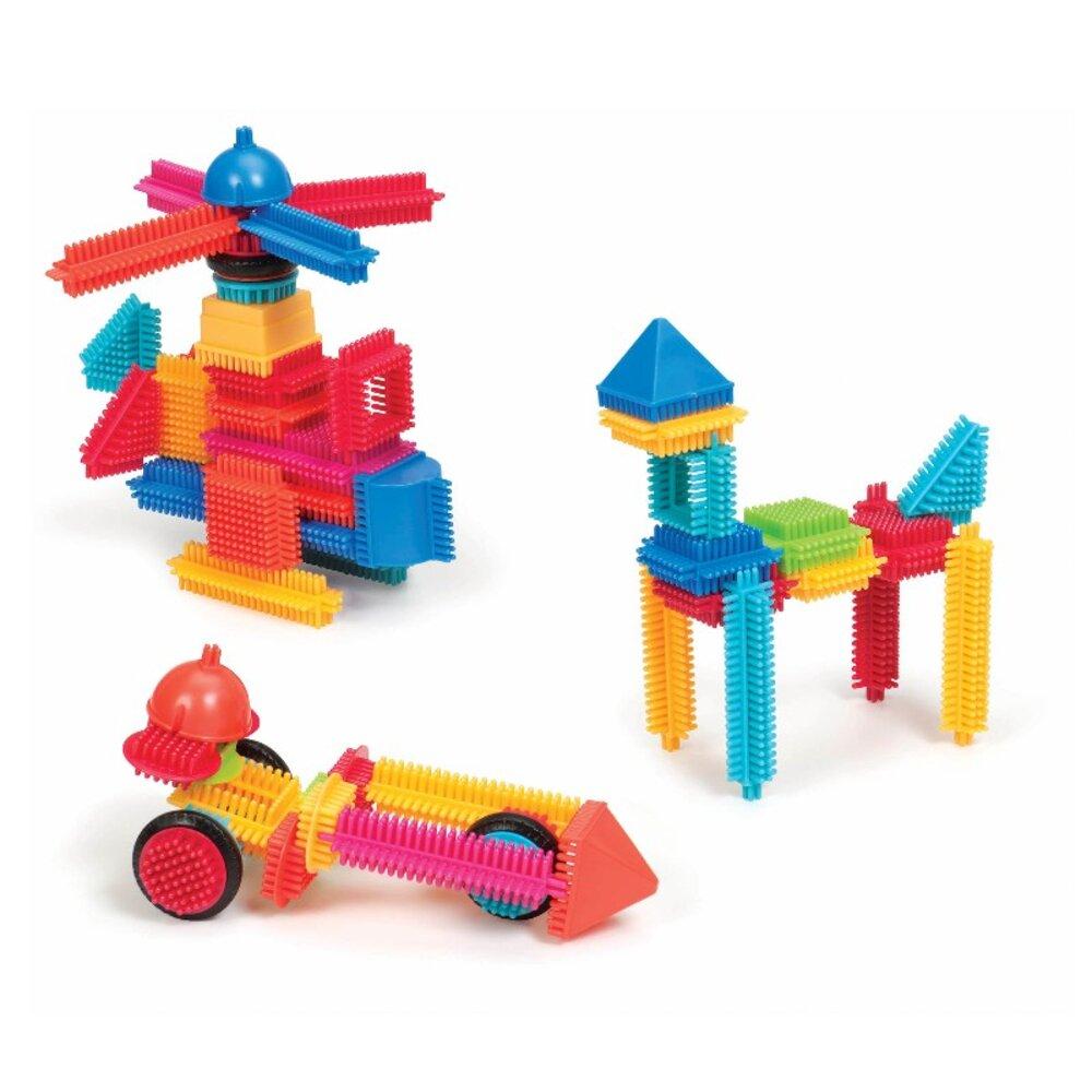 Image of B.Blocks Bristle Block 56 stk (fc359a76-e84a-451c-bbb6-1910555864fb)