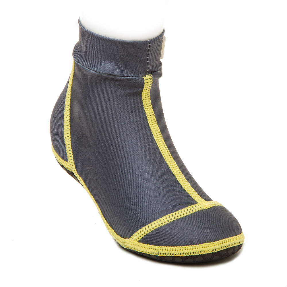 Image of   Duukies Badesokker - Grey Yellow