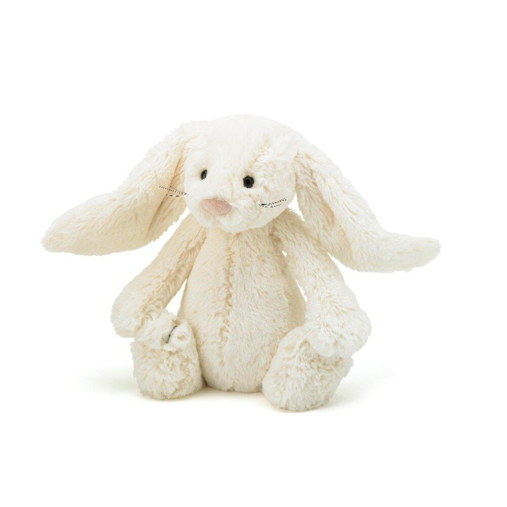 Image of JellyCat Bashful råhvid kanin 31 cm (2b162e04-ac35-4640-a590-bbf3888e0ff4)