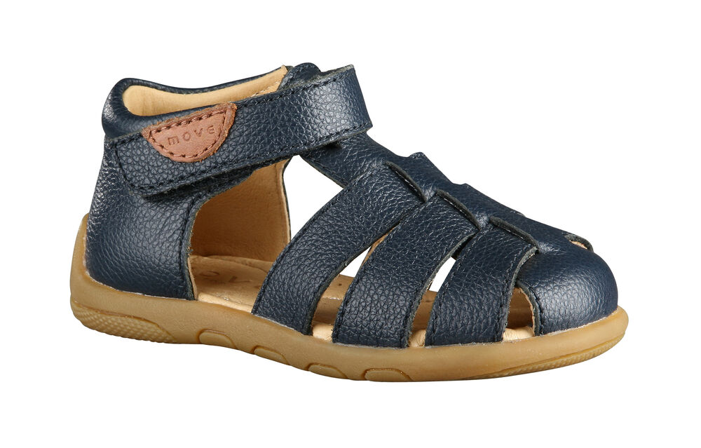 Image of Move Sandal Med Velcrolukning - 281 (94aaa51c-2efa-440a-8003-15d318373ce1)