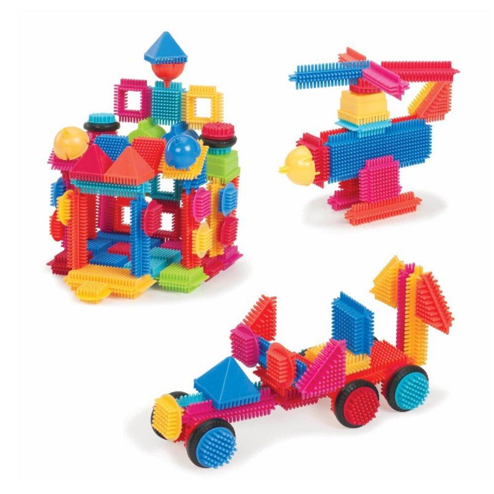 Image of B.Blocks Bristle Block 112 stk (ddcf337a-4c60-4dd9-9cd9-810c2fe96dca)