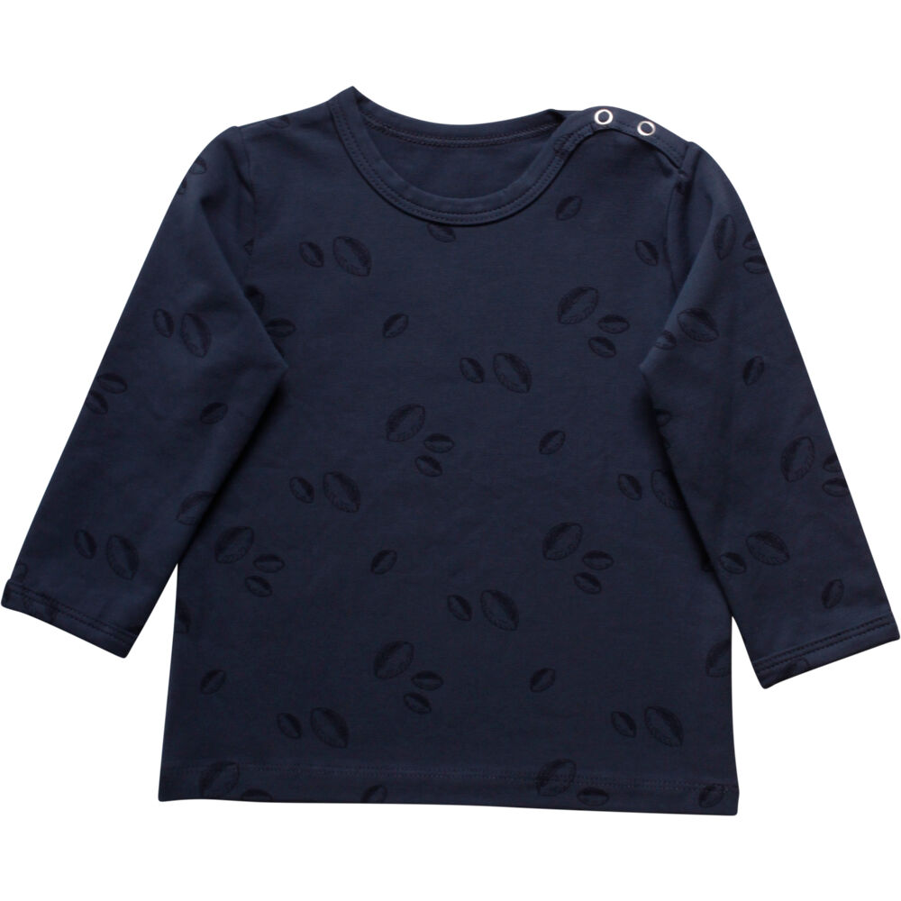 Image of   BeKids Football T-Shirt - Midnight