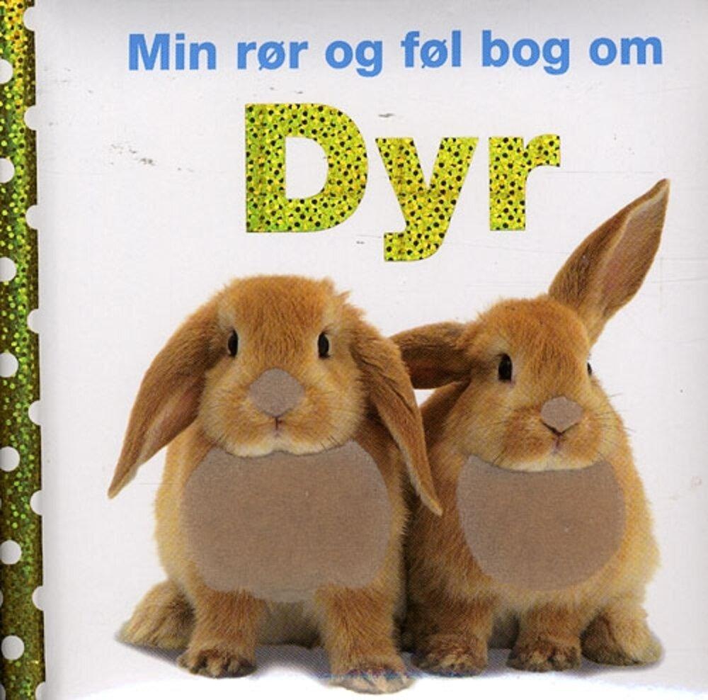 Image of Lindhardt og Ringhof Min Rør Og Føl Bog Om Dyr (8eda58a6-80be-4331-ab05-ba3cd22e756f)