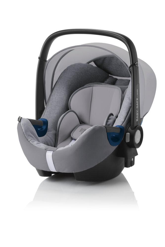 Image of Britax-Römer Baby-Safe2 i-Size - Grey Marble (fce83a3d-399b-46d7-890b-26f82084afc0)