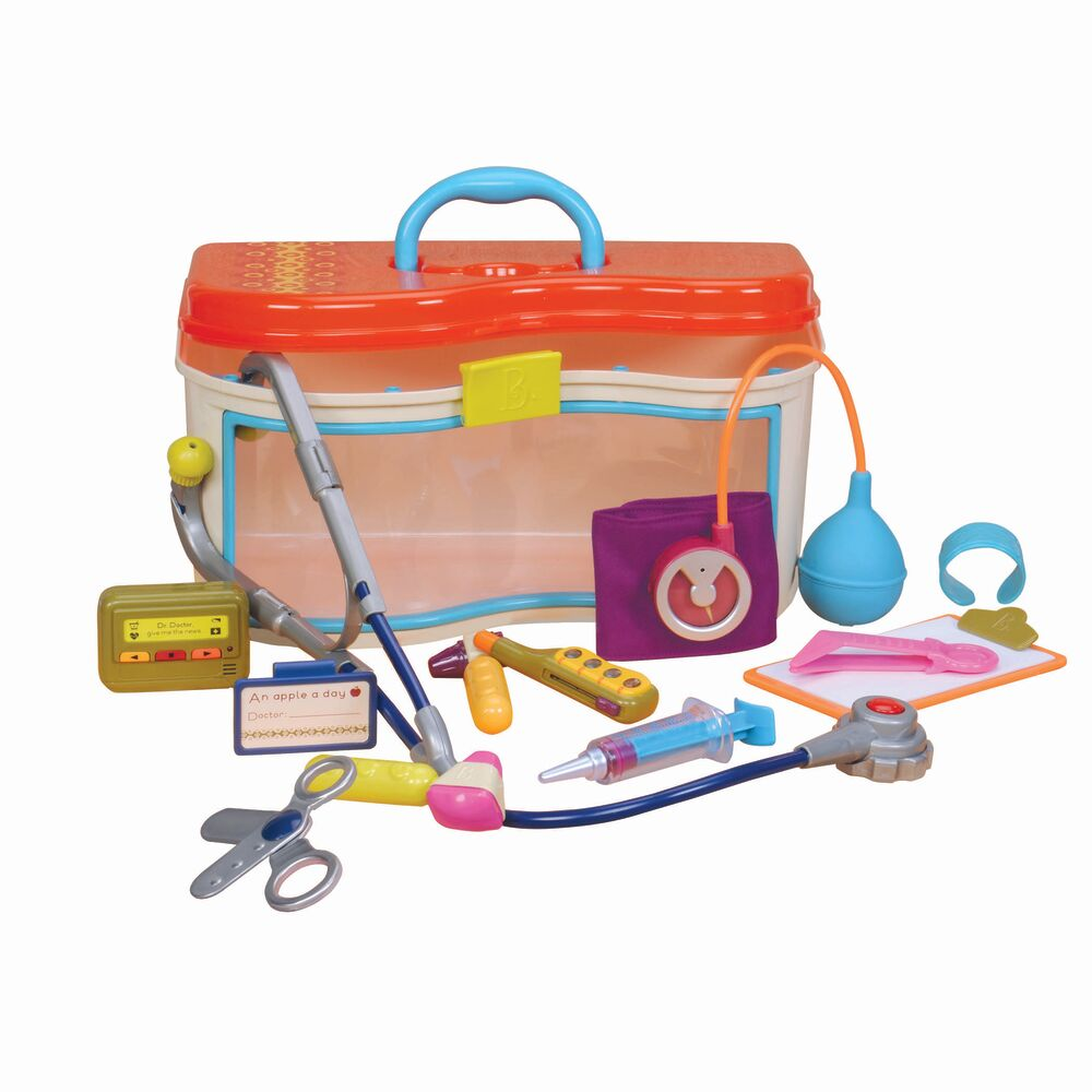 B Toys Wee MD lægetaske - Kostumer & rolleleg - B Toys