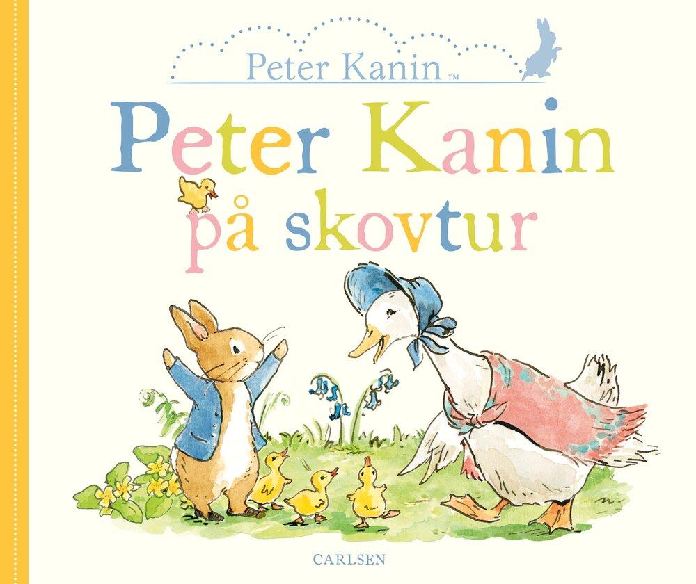 Image of Lindhardt og Ringhof Peter Kanin På Skovtur (a6746bcb-27ec-424b-8538-226ede259561)