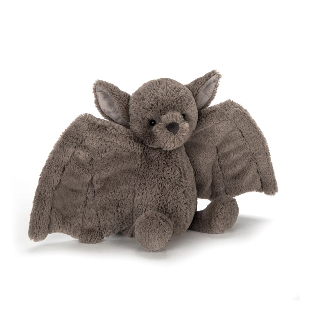 Image of JellyCat Bashful Flagermus - 19 Cm (5688c350-667b-4e52-83aa-a99c5a74deda)