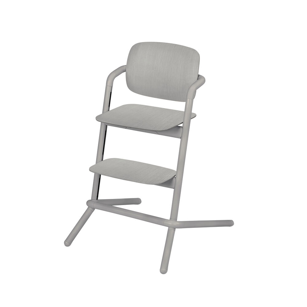 Image of   Cybex LEMO Chair Wood Storm Grey