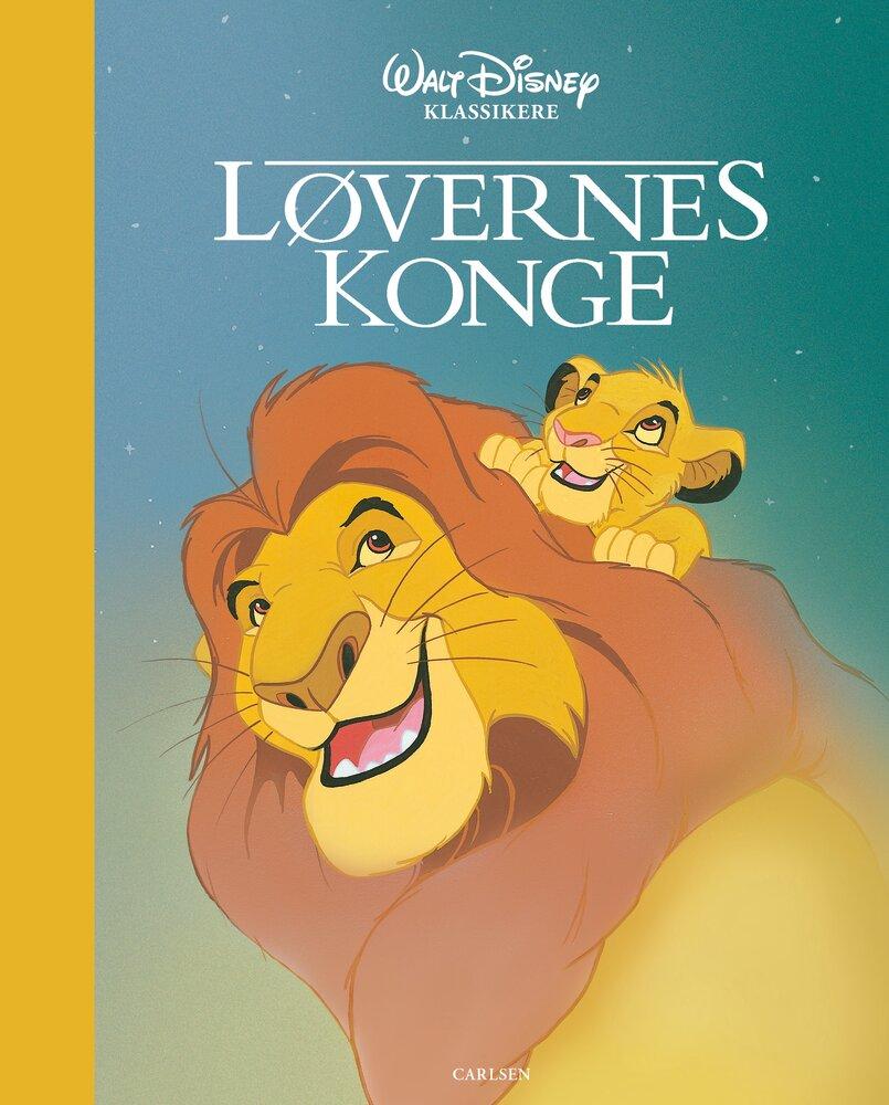 Lindhardt og Ringhof Disney Klassikere: Løvernes Konge - Børnebøger - Lindhardt og Ringhof
