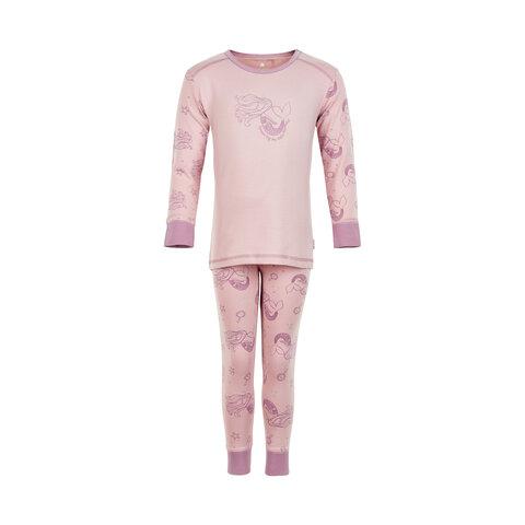 Pige Pyjamas Med Print - 530