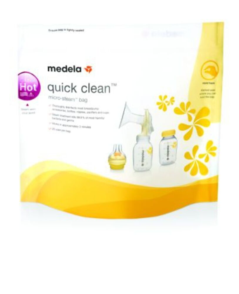Image of   Medela Quick Clean