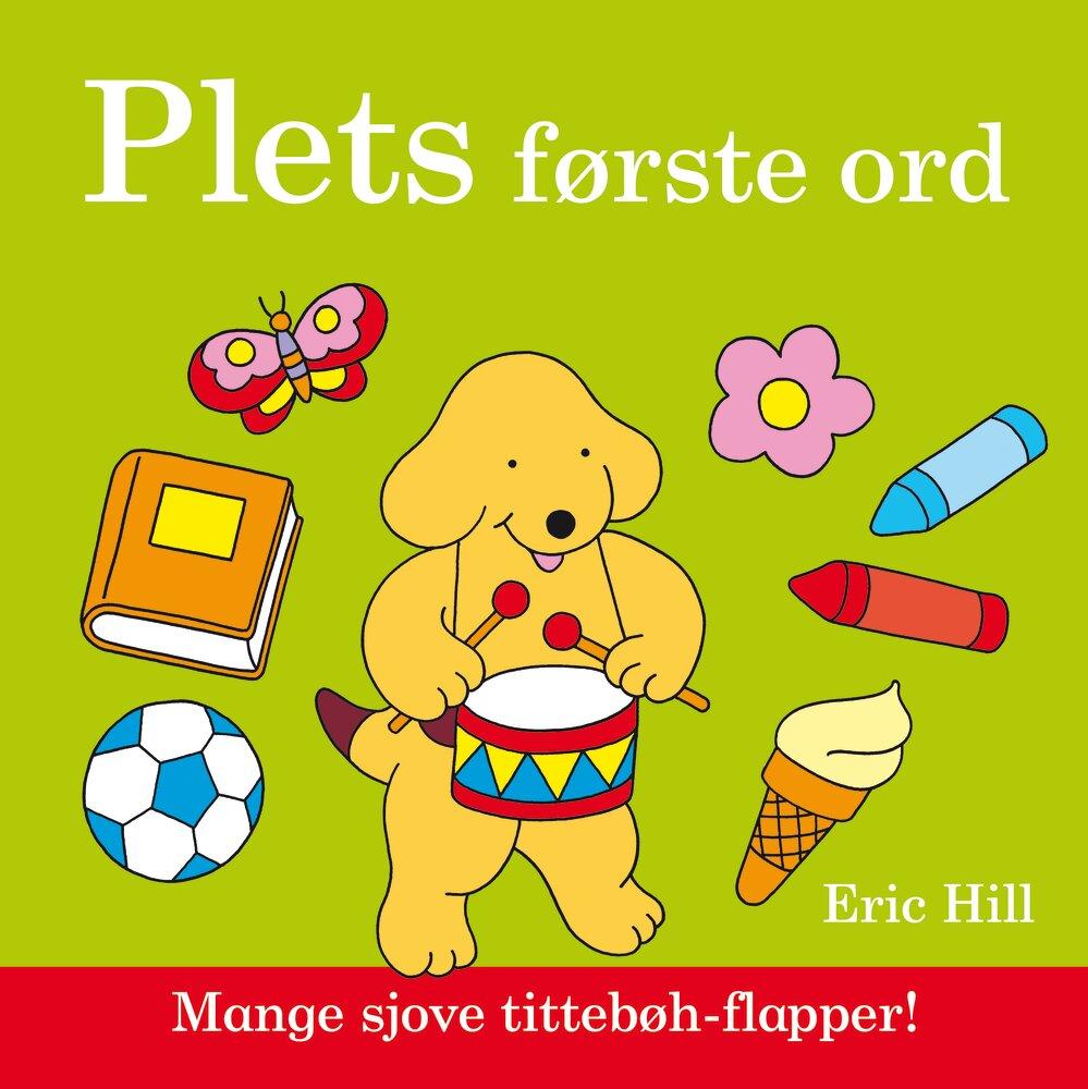 Image of Lindhardt og Ringhof Plets Første Ord (a55b0098-e05f-408b-af21-f3107ee59912)