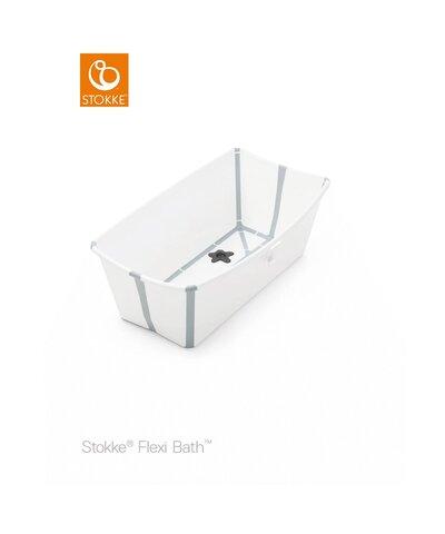 Flexi Bath, Hvid