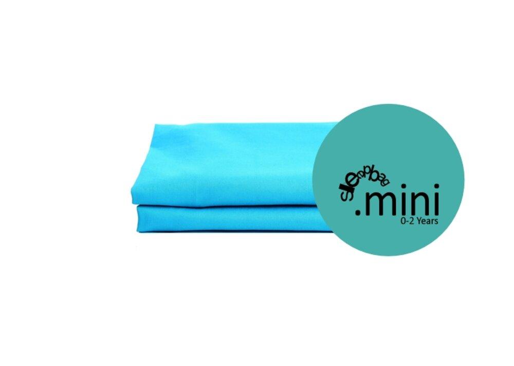 Image of Sleepbag.dk Lagen 2-pak mini blå (e500febb-3832-4069-8309-0601639744a6)
