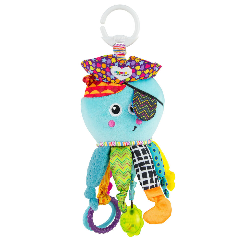 Image of Lamaze Sørøver Rangle (317815dd-34b9-4f9f-9be3-410dbf80c5a2)