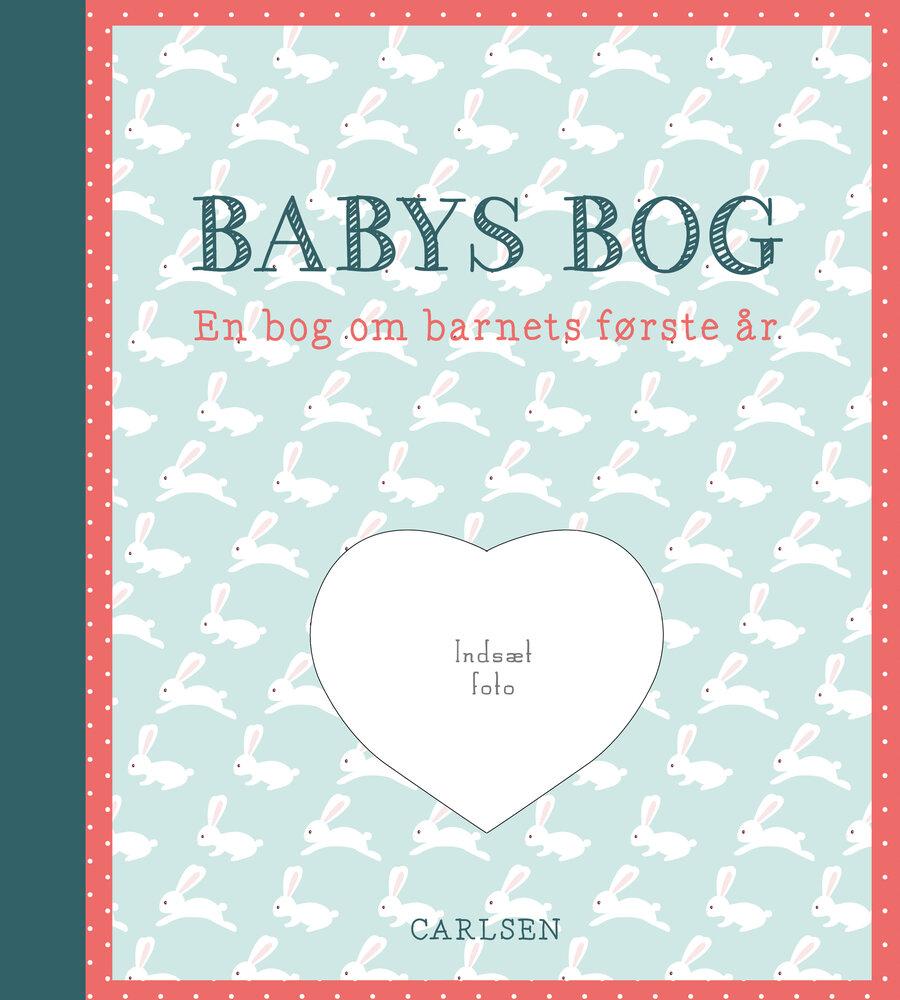 Image of Lindhardt og Ringhof Babys Bog - Barnets Første År (6e0d6916-6bcf-40dc-ac14-f9e672c3462a)