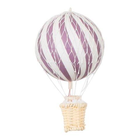 Luftballon 10 cm -  Plum