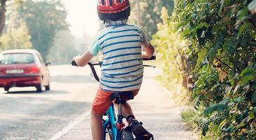 Guide til børnecykel