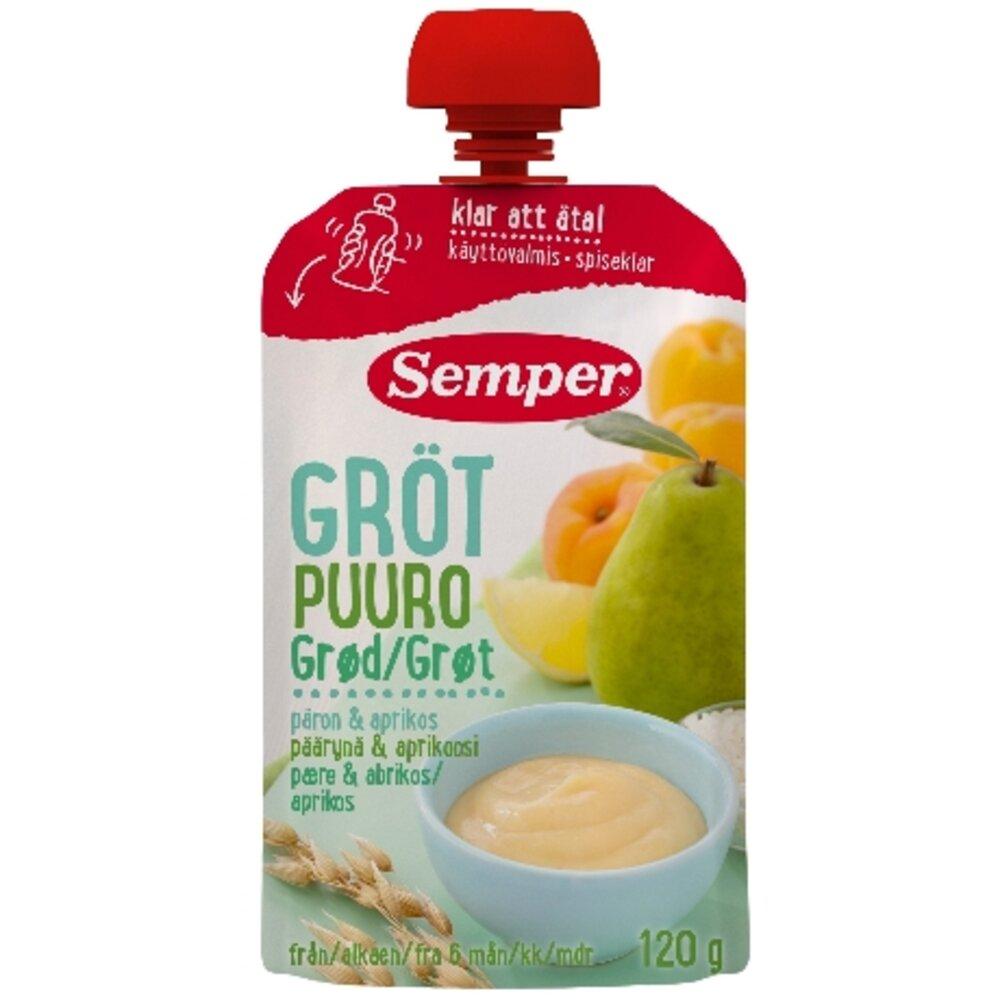 Image of Semper Grød Smoothie - Pære/Abrikos (2c8b4d82-0b68-441e-98c2-7056229a45c7)