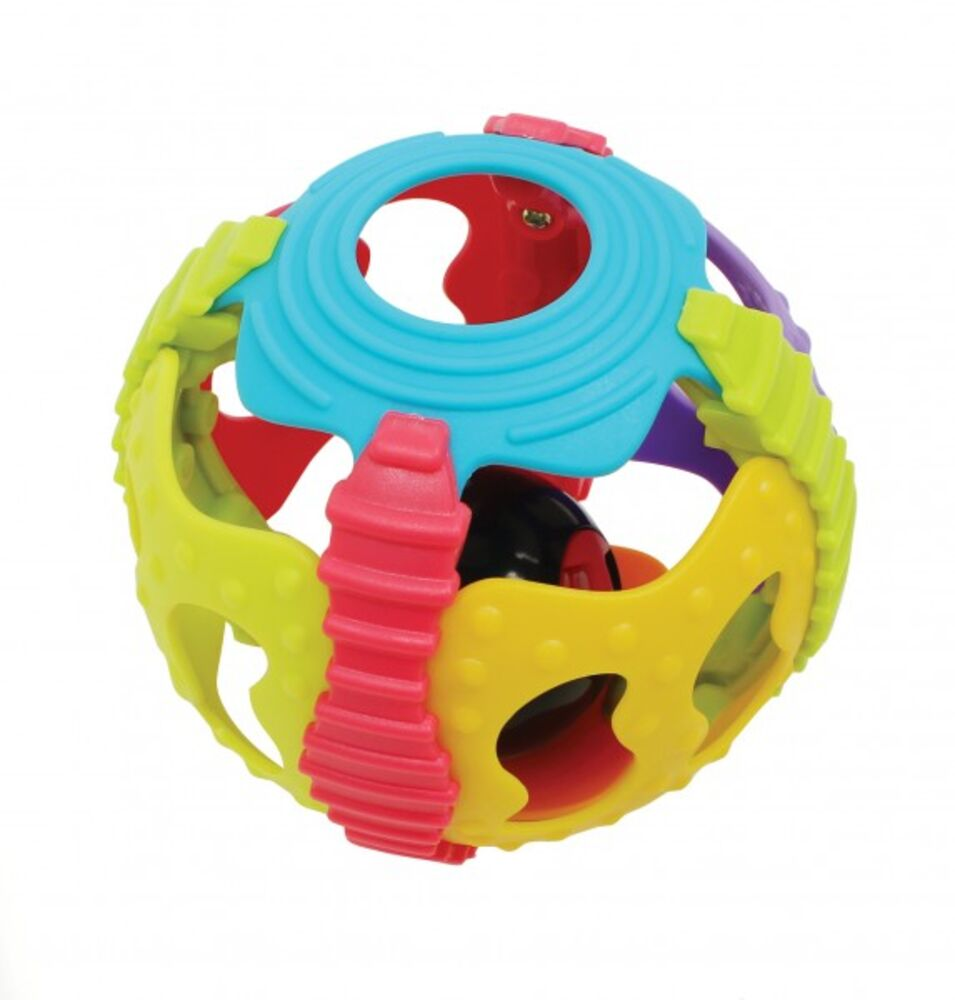 Image of Junyju Shake Rattle & Roll Ball (2521ce74-2183-4a1d-b352-dfc75a4fe313)