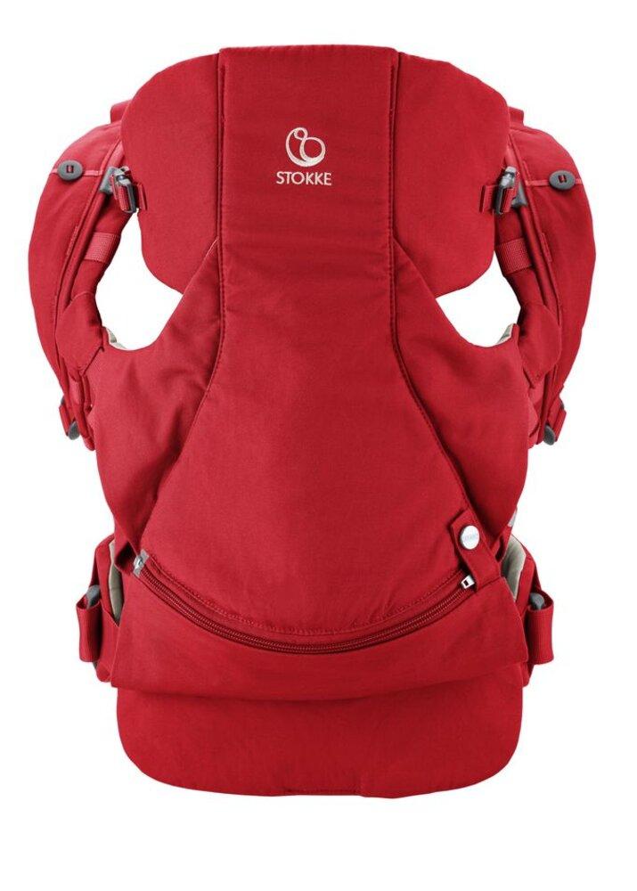 Stokke® MyCarrier Front - Bæresele - Red
