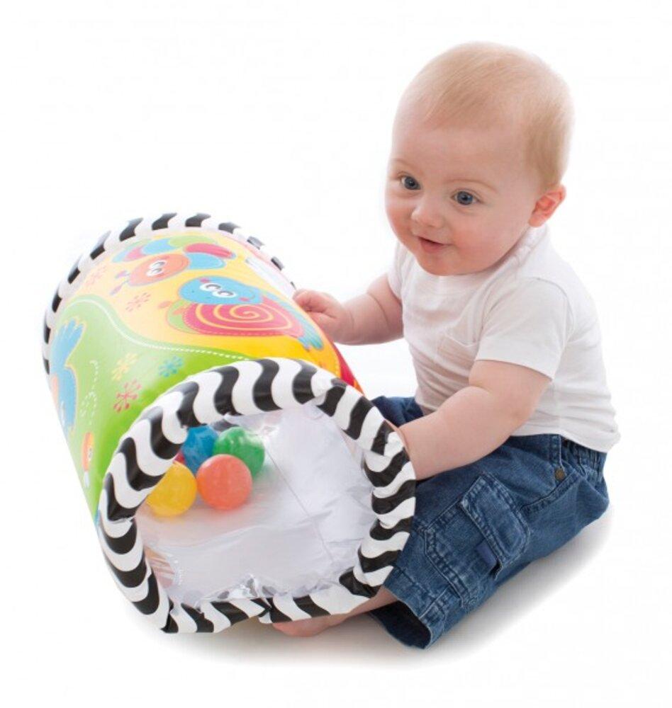 Image of Playgro Tumble Jungle Musical Roller (5382e1c0-8413-4f48-9277-10aba0a735f4)