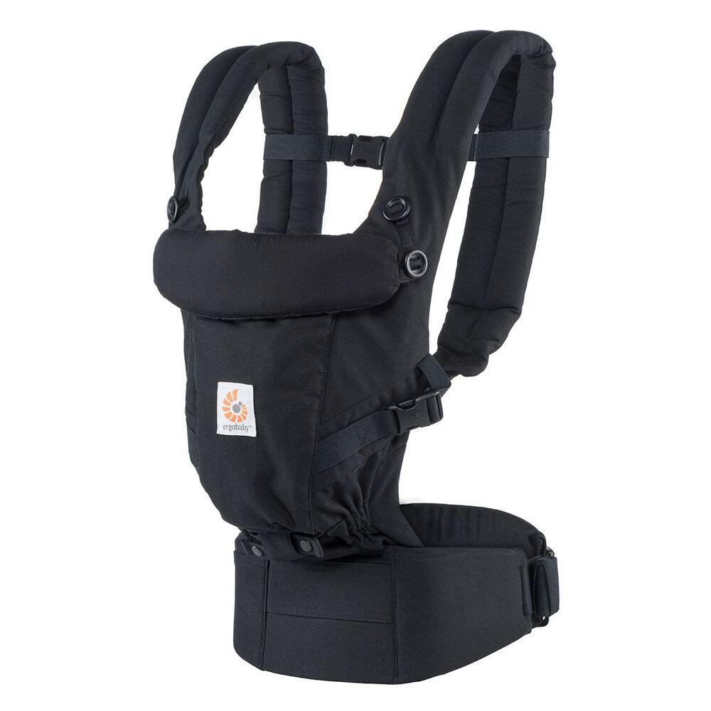 Image of Ergobaby Adapt Black (c492335c-1766-4082-84d1-335959064757)