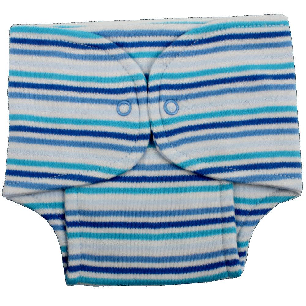 Image of Fixoni Blebuks - Little Bee - Blå Strib (985f92de-f528-404b-8769-5566002113c0)