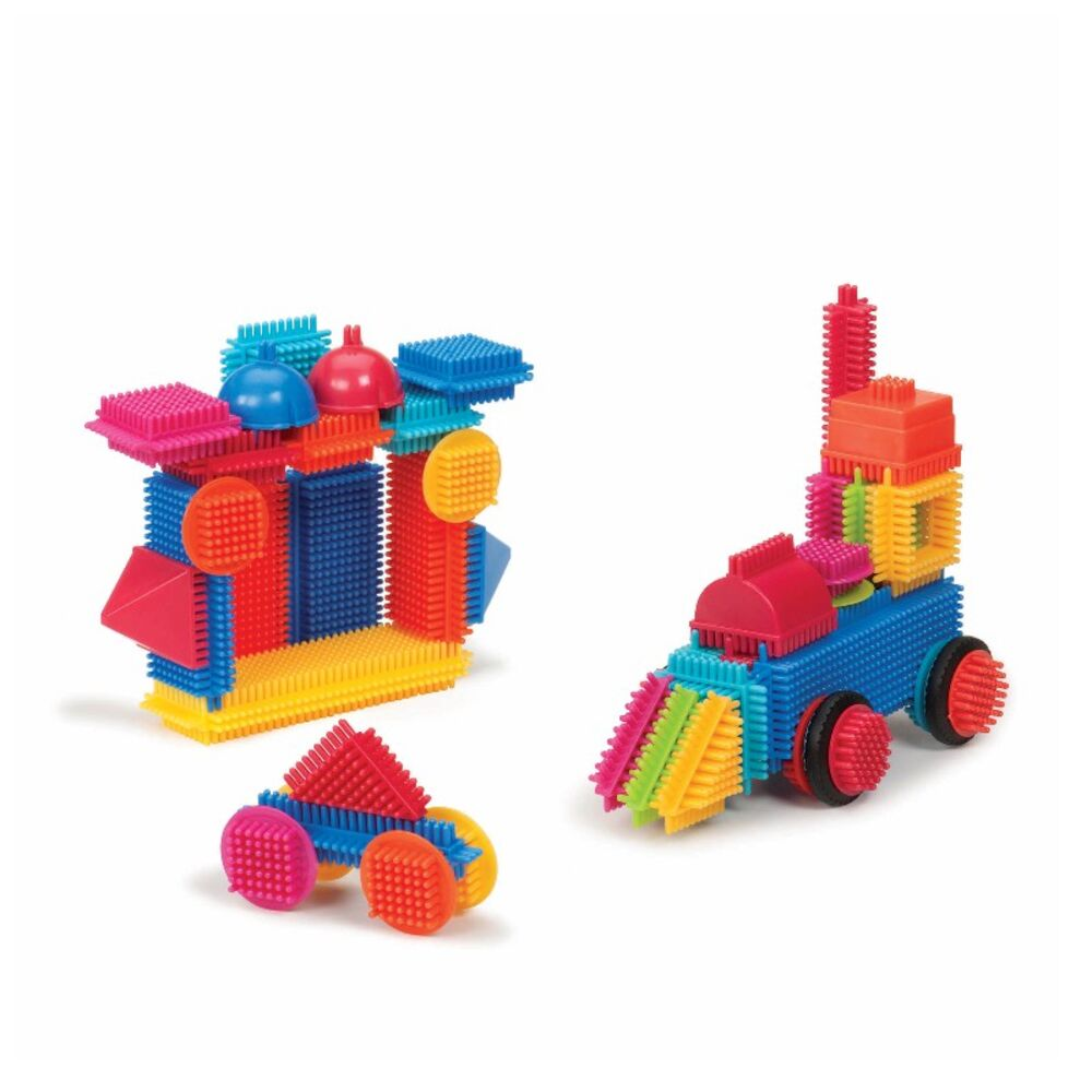 Image of B.Blocks Bristle Blocks 50 stk (13b8bc78-51d5-4d05-90ce-4ebb1fb648bb)