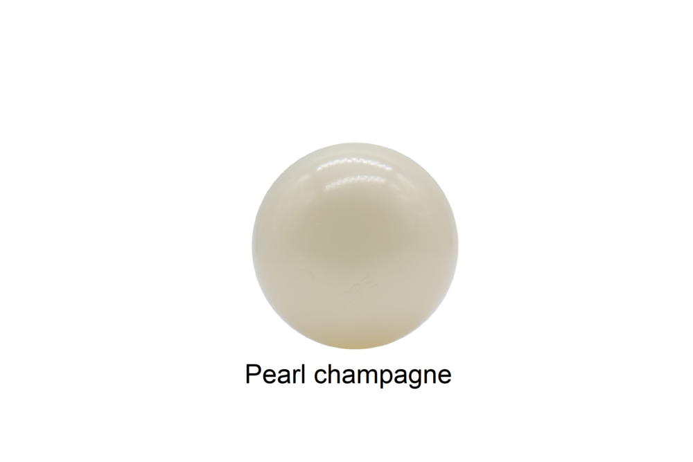 Image of Kidkii Bolde, 50 stk -Pearl Champagne (260d8e54-2097-49df-8f2e-0caf81aed73d)
