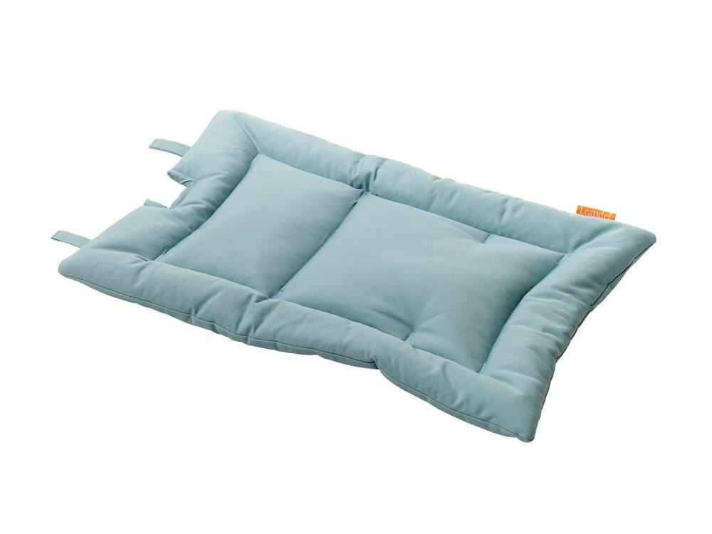 Image of   Leander® hynde til højstol - Misty blue