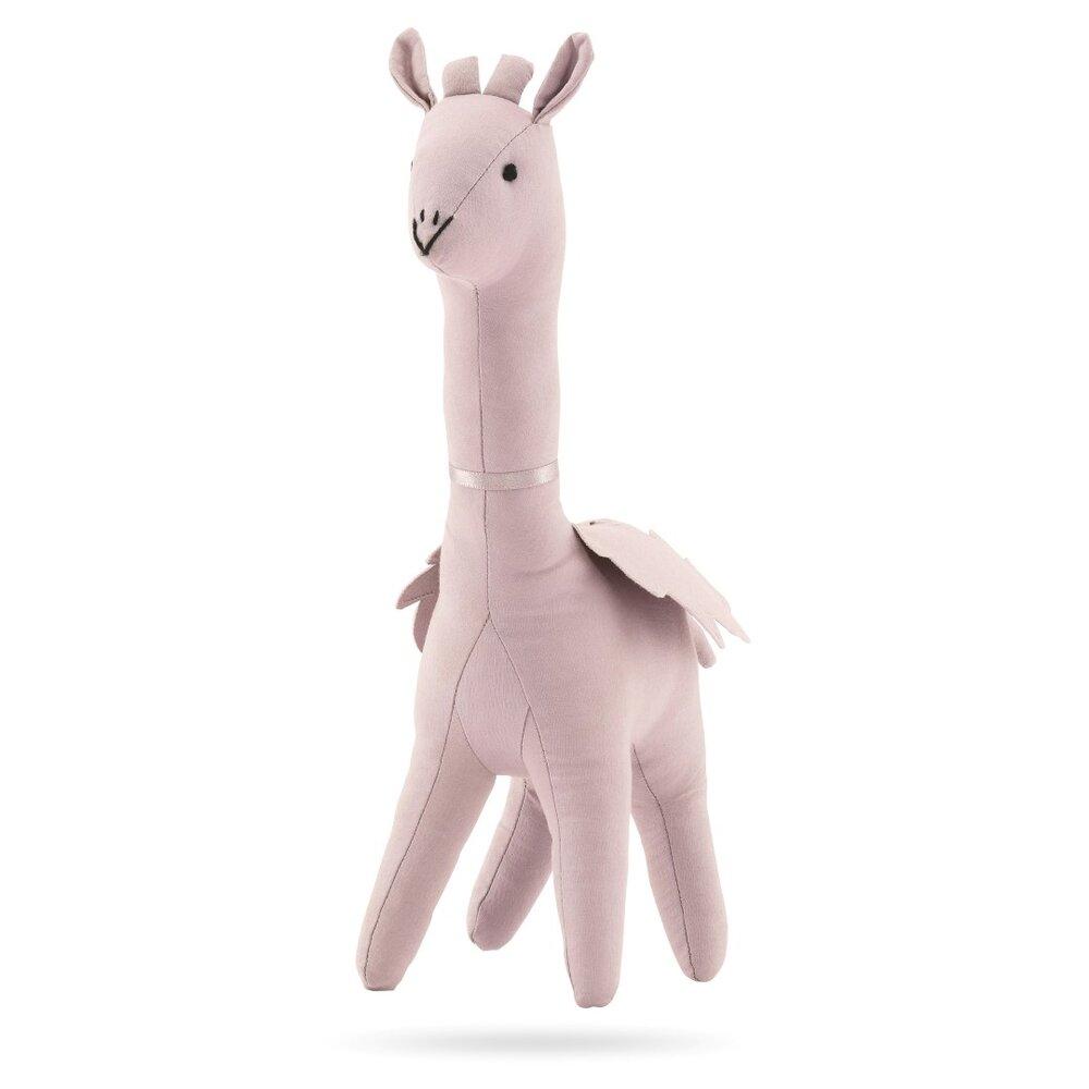 Image of VANILLA COPENHAGEN Giraf Dusty Rose Med Klokkelyd (10526f15-8337-4f56-aa81-07708b194515)